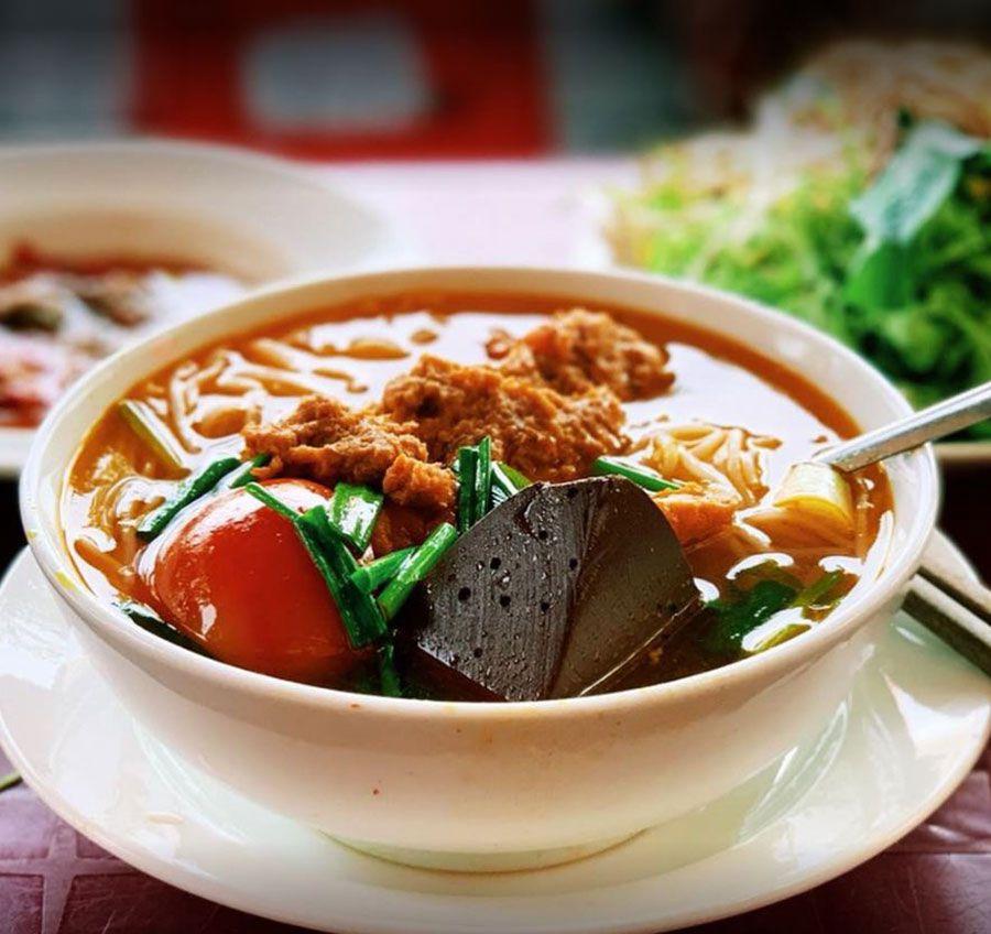 Bún riêu Gánh - Bún riêu Sài Gòn ngon