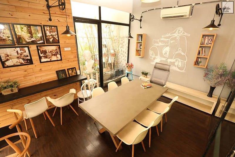 Boong Café - Quán cafe quận 10 đẹp