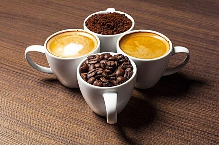 cac loai do uong chua caffein