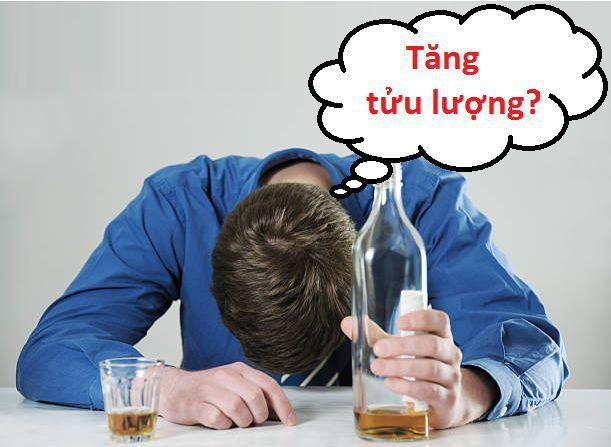 Uống rượu bia không say