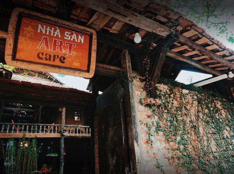 cafe nha san ba dinh