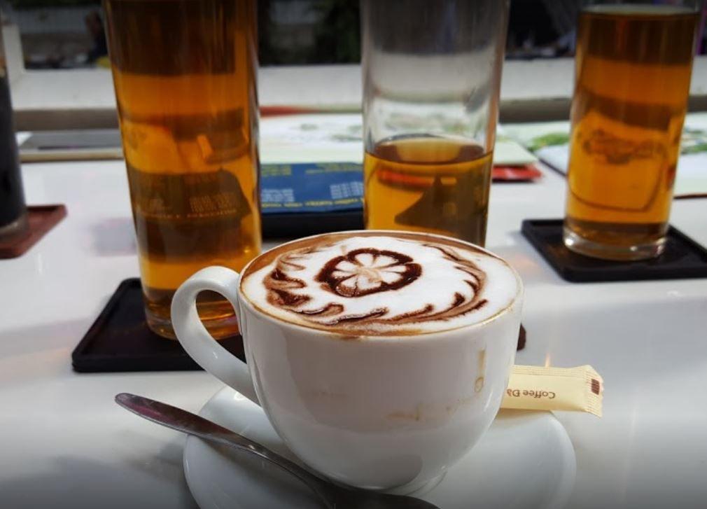 Cà phê Nhật Nguyệt - Quán cafe quận 5 đẹp