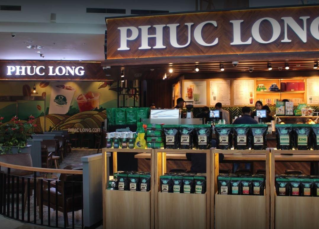 cafe phuc long nguyen van cu