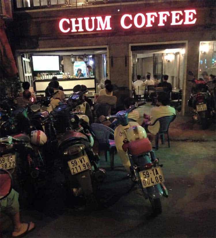 chum coffee hoa hong phu nhuan 2
