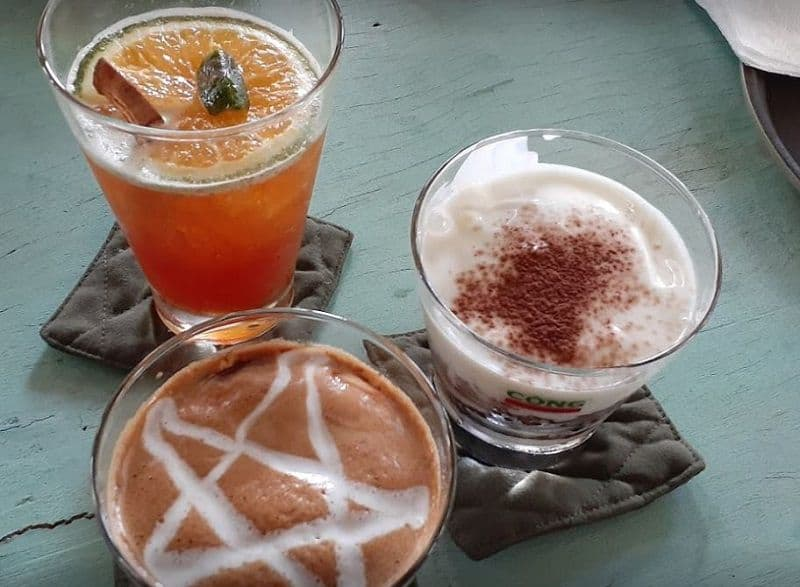cong coffee phan van tri