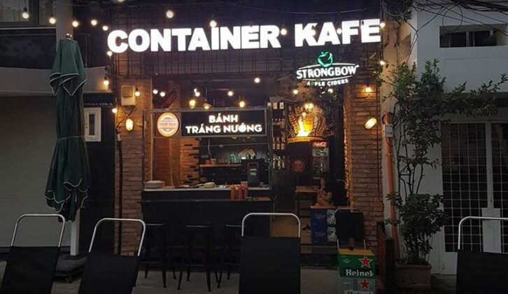 container kafe tran khac chan 1