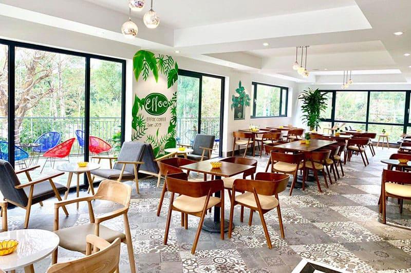 Effoc Coffee - Cafe quận 10
