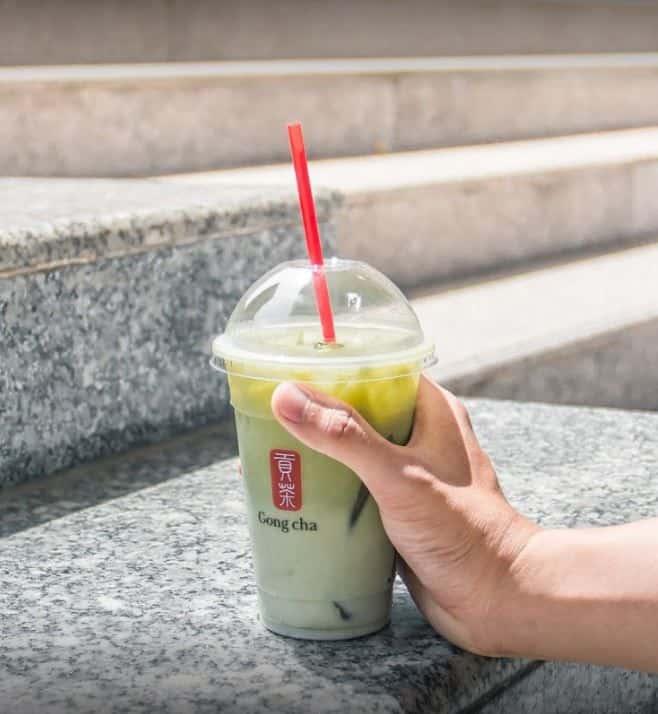 Gong Cha trà sữa quận 2