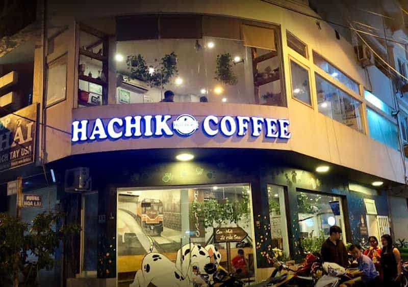 hachiko cafe 2