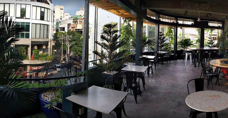 kai coffee shop nguyen thai binh 1