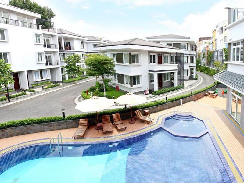 khach san Ha Do Villas 1