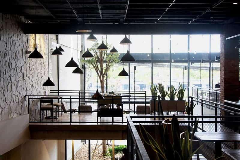 khong gian the coffee house dien bien phu 2