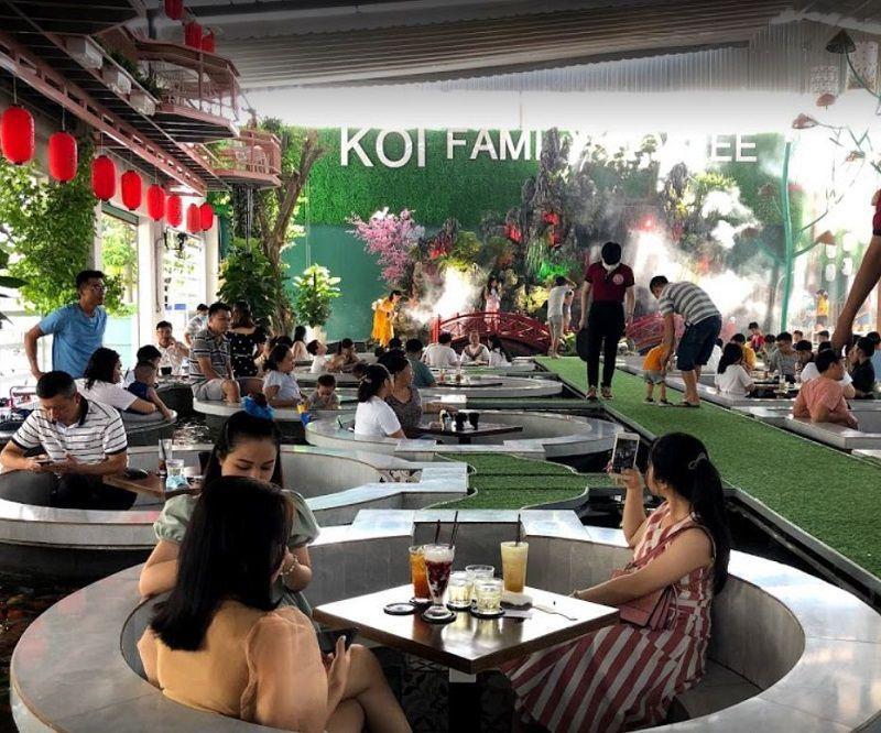 koi family coffee 3