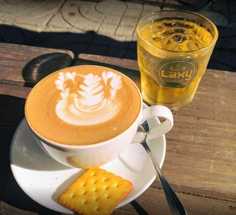 laxy coffee tea bau cat 3
