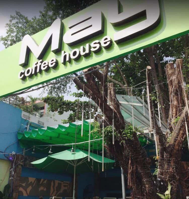 may coffee house phan huy ich 1