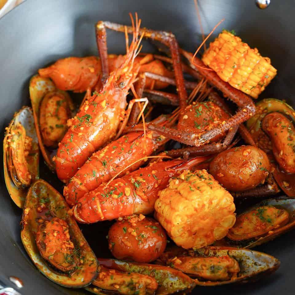 nha hang lobster bay hai san kieu my ky dong 3