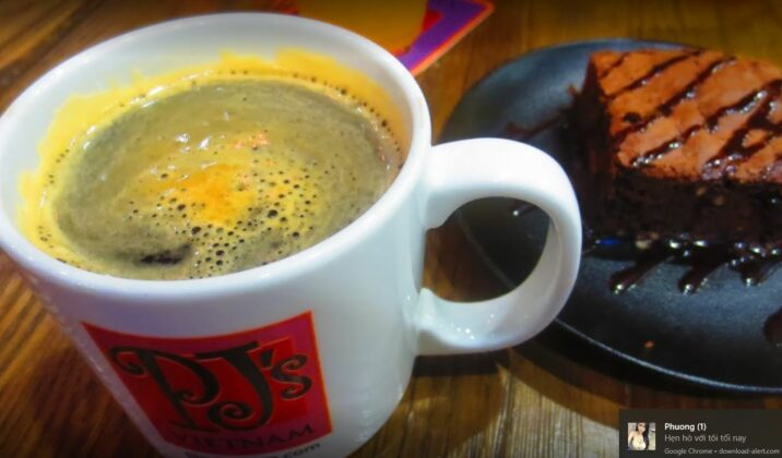 pjs cofee vincom 4