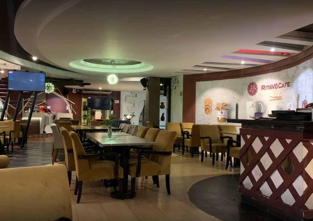 Rita Võ Cafe cafe Nguyễn Văn Cừ