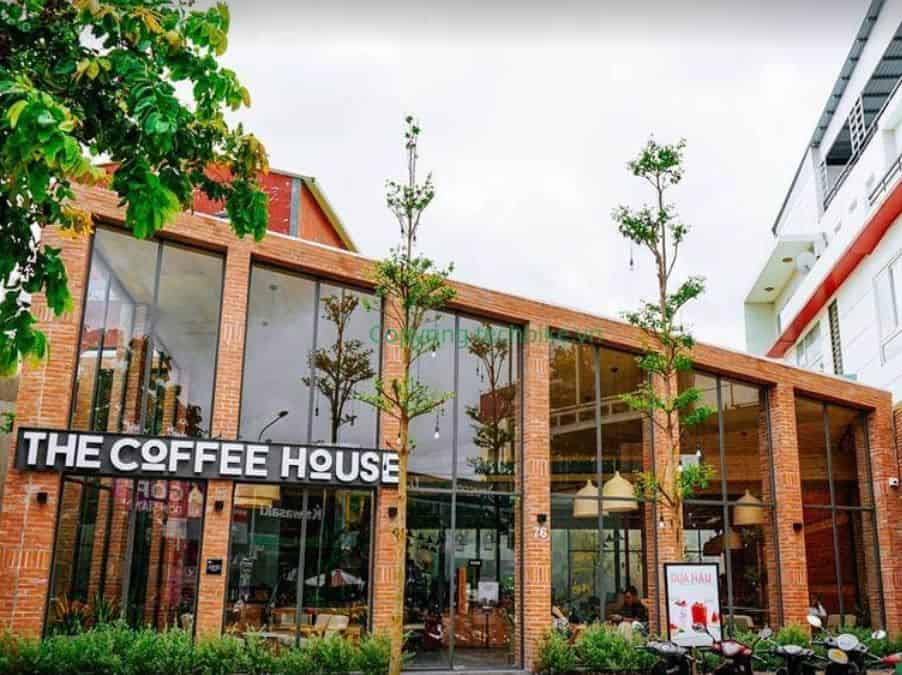 the cofee house phan van tri