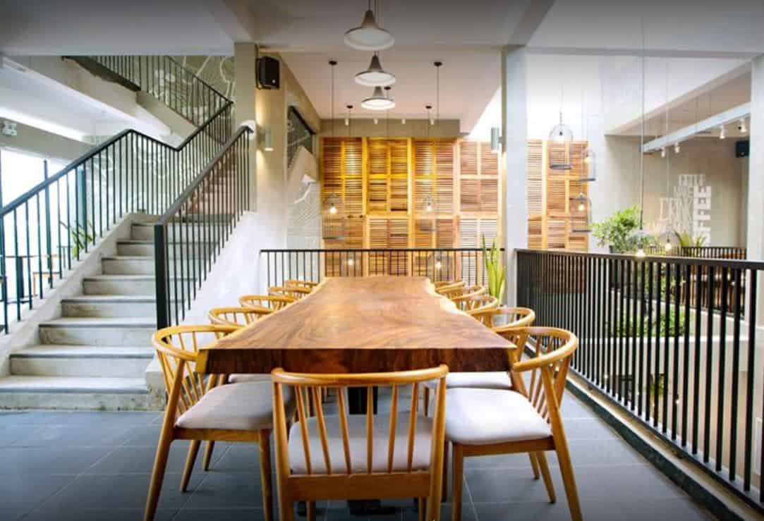 the coffee house da nang 1