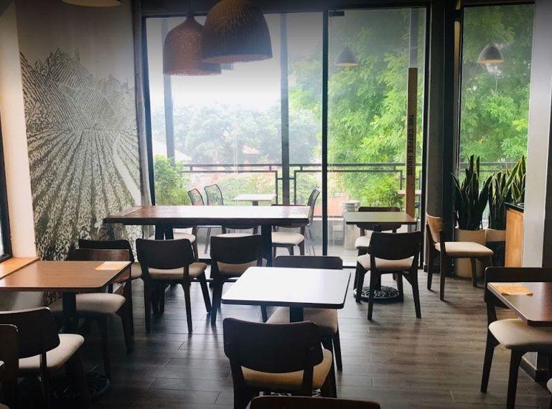 The Coffee House - Quán cafe Kim Mã đẹp