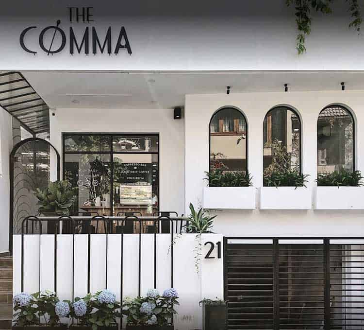 the comma hoa mai 2