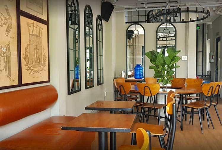 thuc cafe hoa hong 1