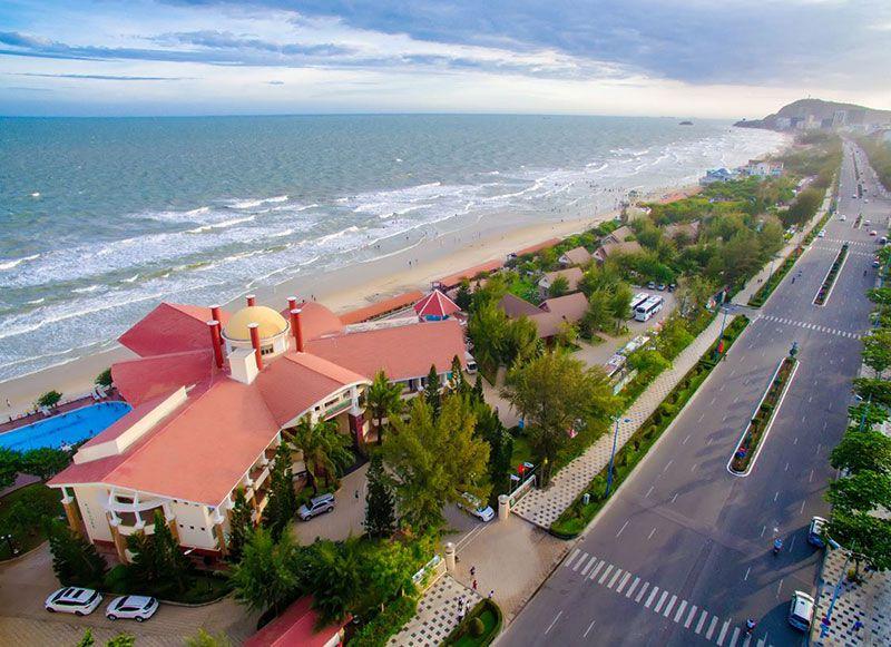 Vũng Tàu Intourco Resort - Khách sạn 4 sao vũng tàu giá tốt