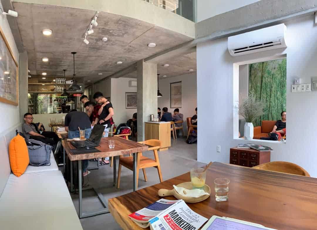 work saigon cafe q1 5